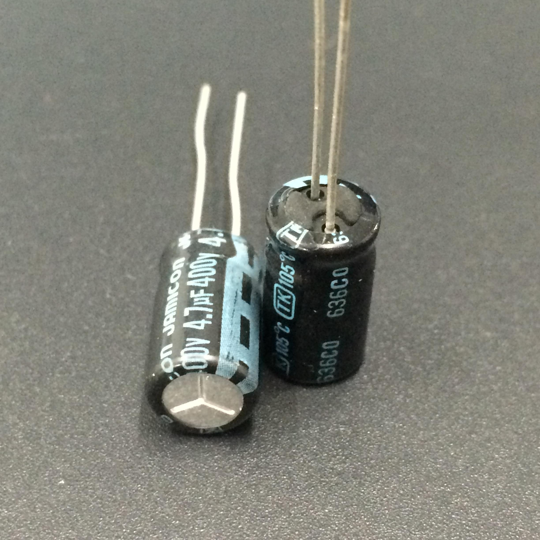 10uf 63v Radial Electrolytic Capacitor 63v10uf Nichicon Japan/'s cap 20pcs-