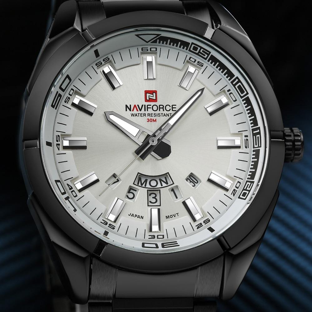 Relojes Hombre Top Brand Luxury Men Watches Men Business Quartz Watch Auto Date Waterproof Watch Relogio Masculino Montre Homme