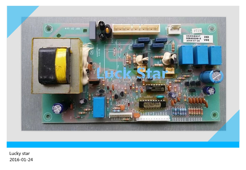 95% new for Haier refrigerator computer board circuit board BCD-219BSV-229BSV 0064000915 driver board good working 95% new for haier refrigerator computer board circuit board bcd 551ws bcd 538ws bcd 552ws driver board good working