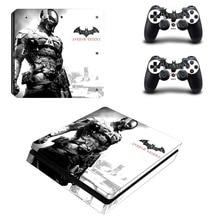 все цены на DC Batman and Superman PS4 Slim Skin Sticker Decal Vinyl for Playstation 4 Console and 2 Controllers PS4 Slim Skin Sticker онлайн