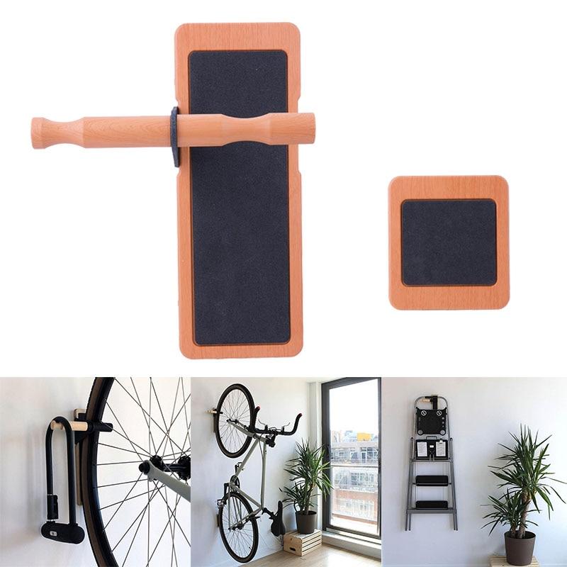 Maxfind high carbon steel max load kg bicycle wall storage rack