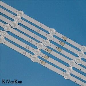 Image 4 - HD 램프 LED 백라이트 스트립 LG 50LA6218 50LA6230 50LA621S 50LA621V 50LN543V 50LN548C  ZD ZA ZB 바 키트 텔레비전 LED 밴드