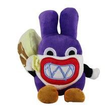 20cm pluszowe zabawki złodziej Nabbit królik pluszaki śliczne pluszowa lalka miękkie zabawki prezenty dla dzieci