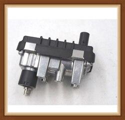 Turbina Turbo Atuador Eletrônico 712120 6NW009420 G-277 765155 68037207AA para Mercedes C-Klasse 320 CDI (W203) 224 HP OM642