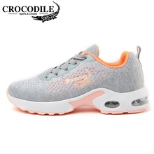 Crocodile Women Running Shoes Femme Sport Sneaker shoes Height Increasing Casual for Womens Jogging Air Cushioning