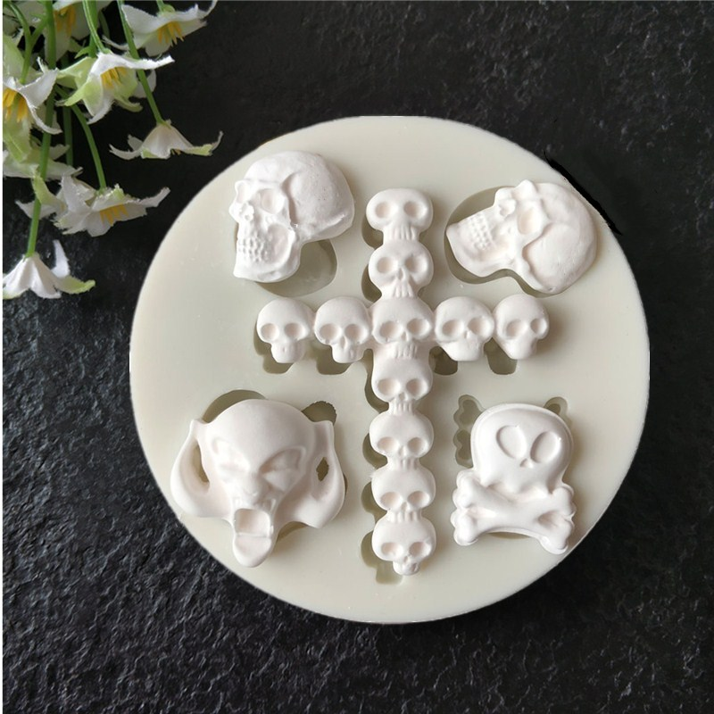 ▽ Big promotion for fondant molds cross and get free