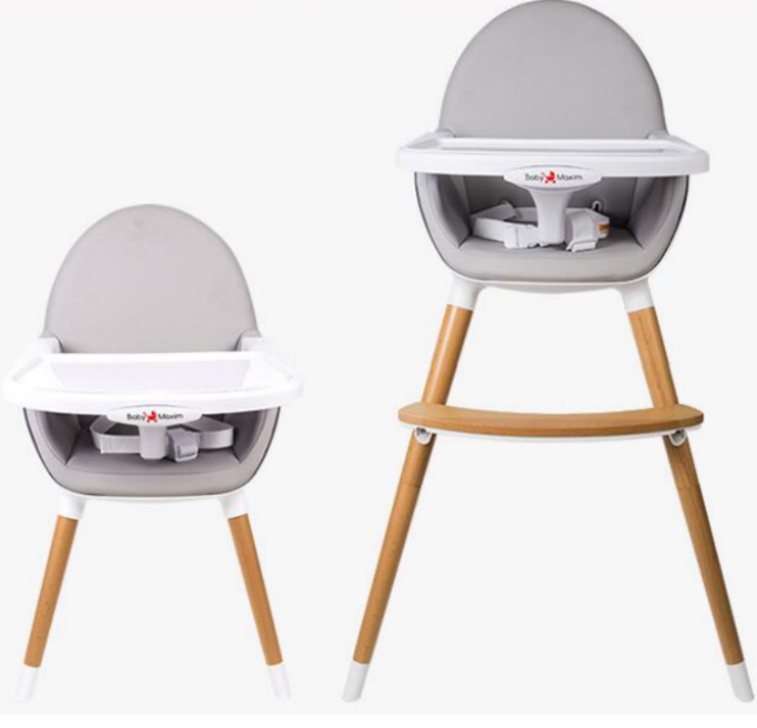 Highchairs fashion multifunctional adjustable baby chair dining chair baby portable beech бусина коралл красный шарик 3 5 4 мм 1 шт
