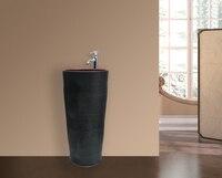 223333 Ceramic art basin vertical. Basin. Sink Z06
