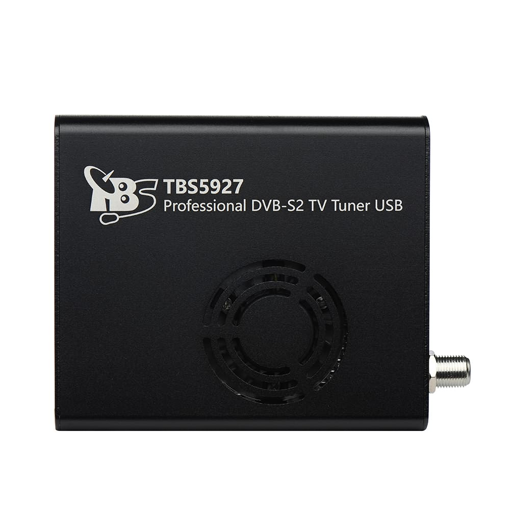 Best font b Digital b font Satellite TV Receiver TBS5927 Professional DVB S2 TV Tuner USB