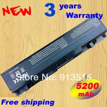 Ноутбук Батарея для Dell Studio 1535 1536 1537 1555 1557 1558 для Dell km958 KM965 mt264 wu946 312-0701 312-0702 a2990667