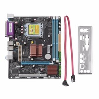 High Compatibity P45 Computer Gigabit Ethernet Mainboard Motherboard 771 775 Dual Board DDR3 Support L5420
