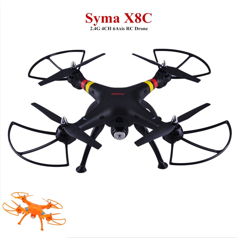 SYMA X8W X8C X8 FPV RC Quadcopter Drone With 4K 1080P Full HD Camera WiFi 6-Axis RTF Dron RC Helicopter VS SYMA X8HG X8G new arrival syma x8hg wifi fpv 3d rolling dron rc 2 4g remote control 6 axis rc drone hd camera rc quadcopter with led light