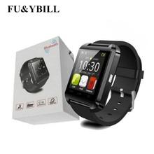 New Fashion U8 Bluetooth Smart Watch Mobile Phone Sync Bluetooth Phone Call Step Motion Smart Watch