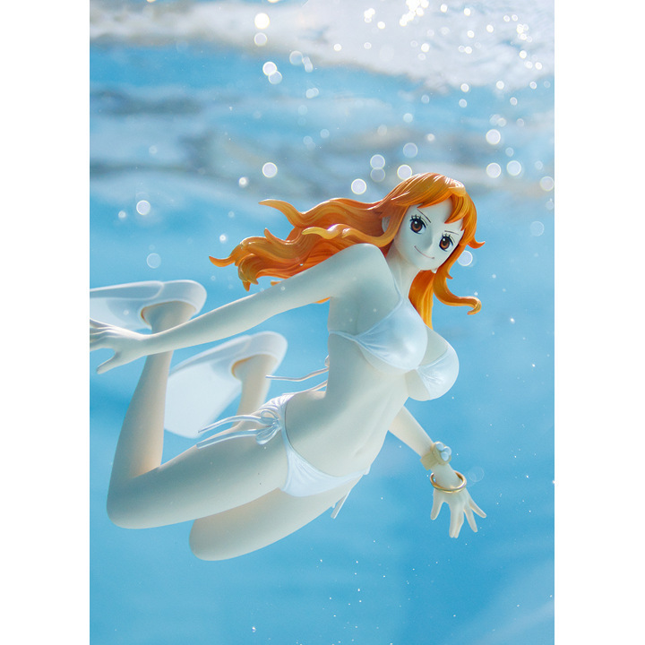 15cm One piece nami sexy Bikini Swim Cartoon Anime Action Figure PVC toys Collection figures for friends gifts 22cm native chie sexy girl anime cartoon action figure pvc toys collection figures for friends gifts
