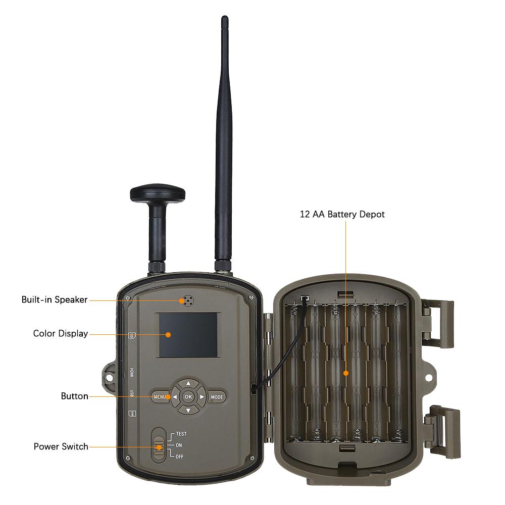 4G Hunting camera (5)