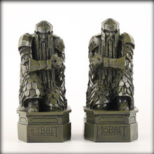 Lord of the Rings Figure Model Creative statue Hobbit Character Dwarf statueToy Model Bookends Home decoration crafts