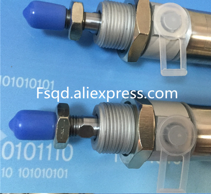 DSN-25-8-P Stainless steel mini-cylinder air cylinder pneumatic air tools DSNU series su63 100 s airtac air cylinder pneumatic component air tools su series