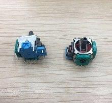 20 قطعة/وحدة أصلية لزر عصا التحكم تناظرية ثلاثية الأبعاد لوحدة تحكم ألعاب ps4 متوافقة مع xbox one