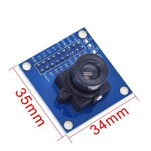 Image 3 - TZT OV7670กล้องโมดูลOV7670สนับสนุนVGA CIF Auto Exposure Controlขนาดที่ใช้งาน640X480สำหรับArduino