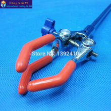 1 шт. 0-70 мм Три зубца расширение одной регулировки колбы тестовая трубка лабораторный зажим