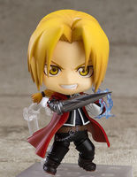 Figura Edward Elric Fullmetal Alchemist Roy Mustang 788 Nendoroid 10 CM Action Figure Model Toy REGALO