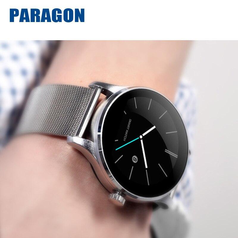 Smartwatch k88h wristband android iOS heart rate monitor pedometer waterproof spanish hebrew smart watch u8 2016 China 360 s3