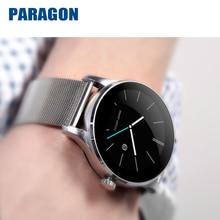 Smartwatch k88h wristband android iOS heart rate monitor pedometer waterproof spanish hebrew smart watch u8 2016