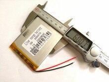 Free shipping 3.7V lithium polymer battery 306070 036070 GPS screen 2000MAH handwritten books