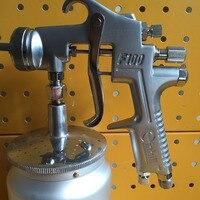 SAT1265 Envío Gratis auto compresor de aire de la pistola pistola de pintura pincel de aire pistola de pulverización de doble acción