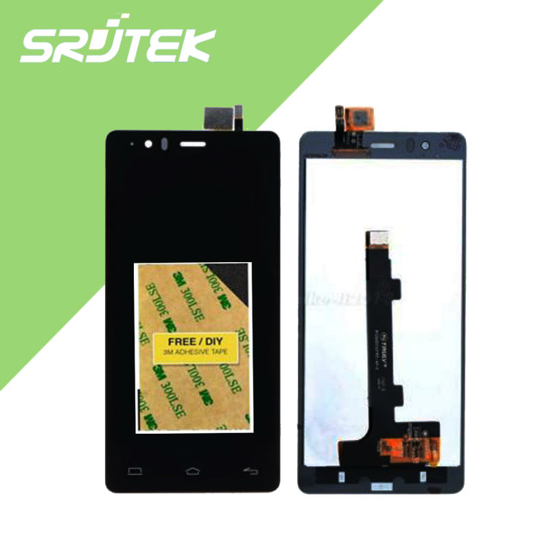 ФОТО 100% Tested  LCD+Touch Screen Digitizer For BQ Aquaris E5 IPS5K0760FPC-A1-E Fast Free Shipping