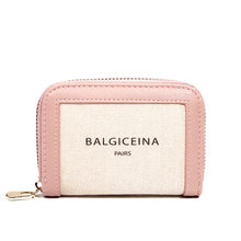 Creative Ladies Wallet Trendy Personality Double-stretch Canvas Fabric Multi-card Short Organ Card Holder Zipper Coin Purse(China)