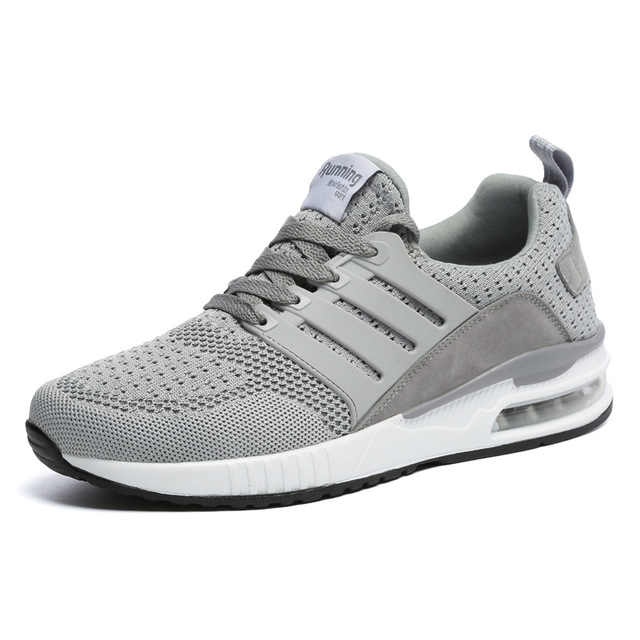 2018 spring models hot sports shoes breathable fly mesh jogging shoes for female fitness men Lightweight Basketball shoes