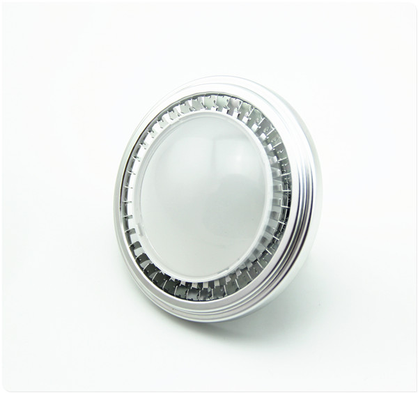 Светодиодный AR111 Spotlight 12 Вт 1200LM <font><b>G53</b></font> 85-265 В заменить до 100 Вт лампа люменов высокое качество два года гарантии внешний диск