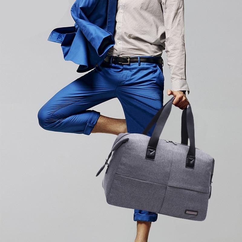 Moda Vodootporno Muškarci Putne torbe Veliki Kapacitet Prijenosni - Torbe za prtljagu i putovanje - Foto 6