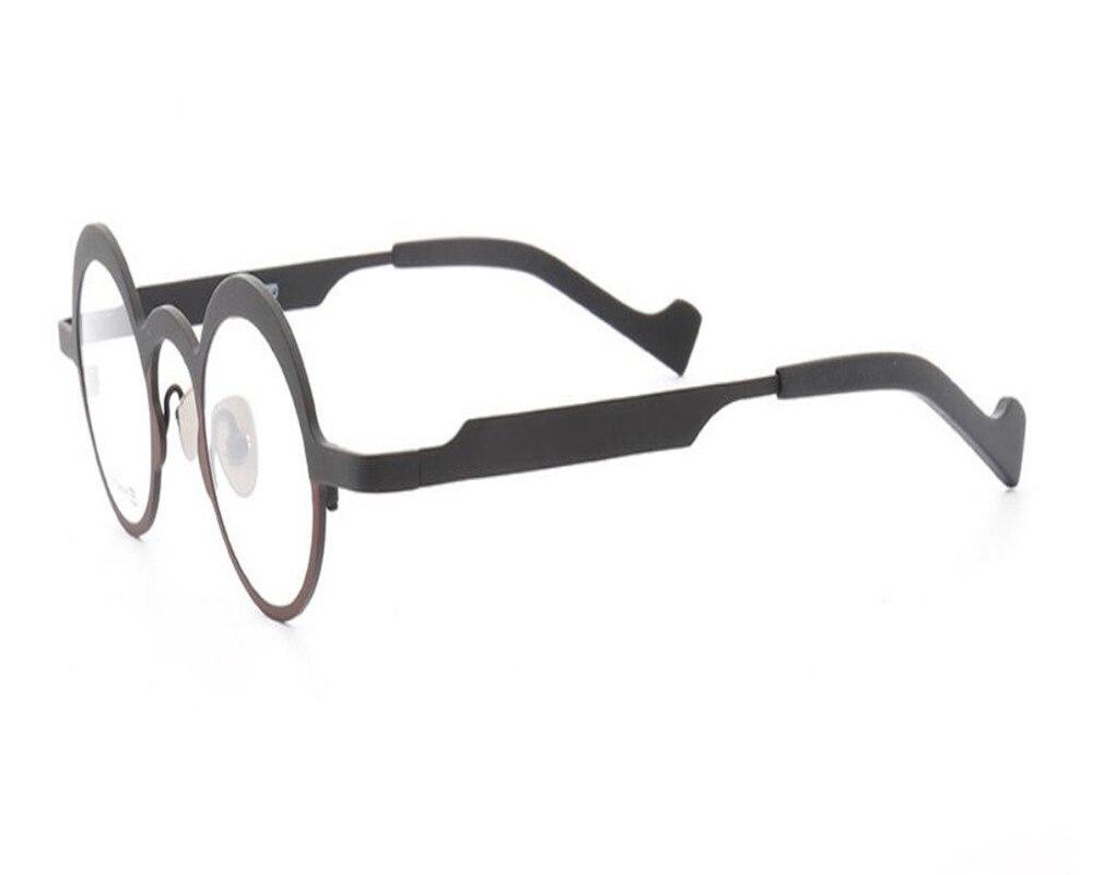 Mongoten Presbyopie Ultraleicht Rahmen Anti Rezepte Brillen Mode Vollrand titanium Objektiv Unisex B reflektierende qqxTr7wA