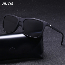 2019 new polarized sunglasses men's brand design driving sun glasses