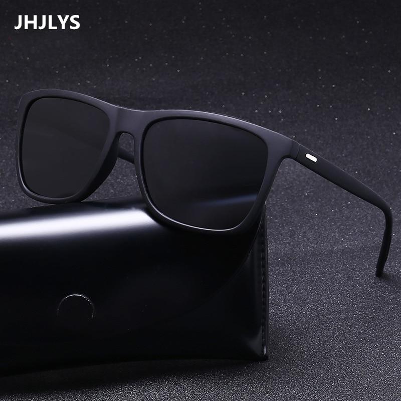 2019 New Polarized Sunglasses Men's Brand Design Driving Sun Glasses Men's Travel Fishing Luxury Glasses Oculos Gafas De Sol
