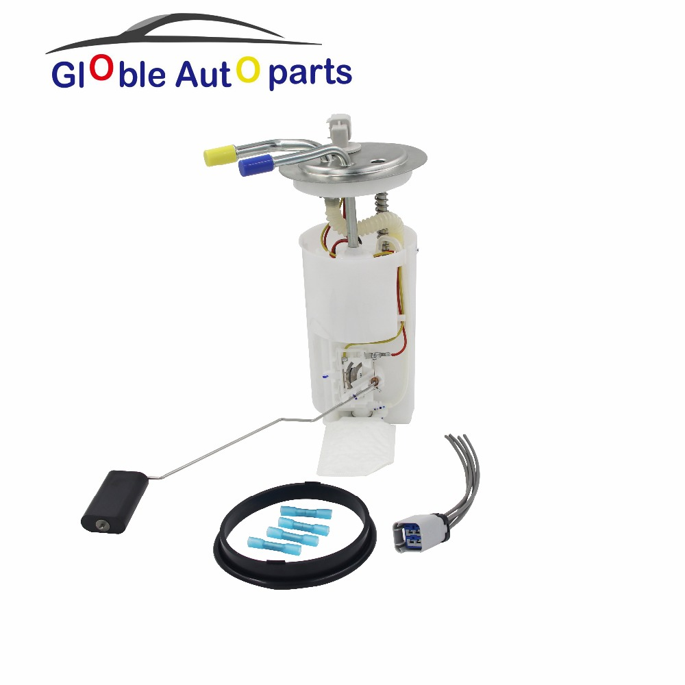 Electric fuel pump module assembly for 02 04 chevrolet tahoe gmc yukon 02 04