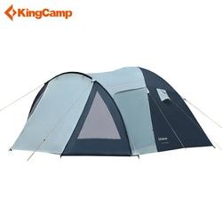 KingCamp кемпинговая палатка 3f ul передач Пляжная палатка 1 2 5 человек lanshan 2 Хиллман Сверхлегкая Палатка палатки для сна Открытый Кемпинг
