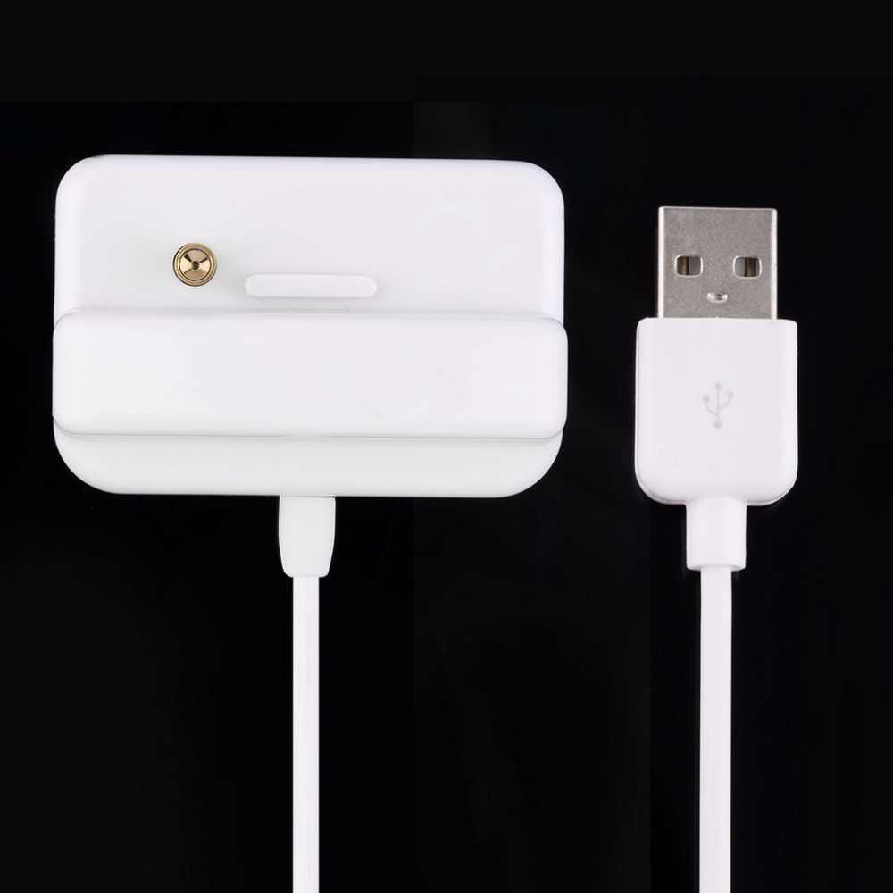 Cargador USB y sincronización estación de acoplamiento de repuesto para Apple para iPod para Shuffle 2, 3, 3, generación 2G