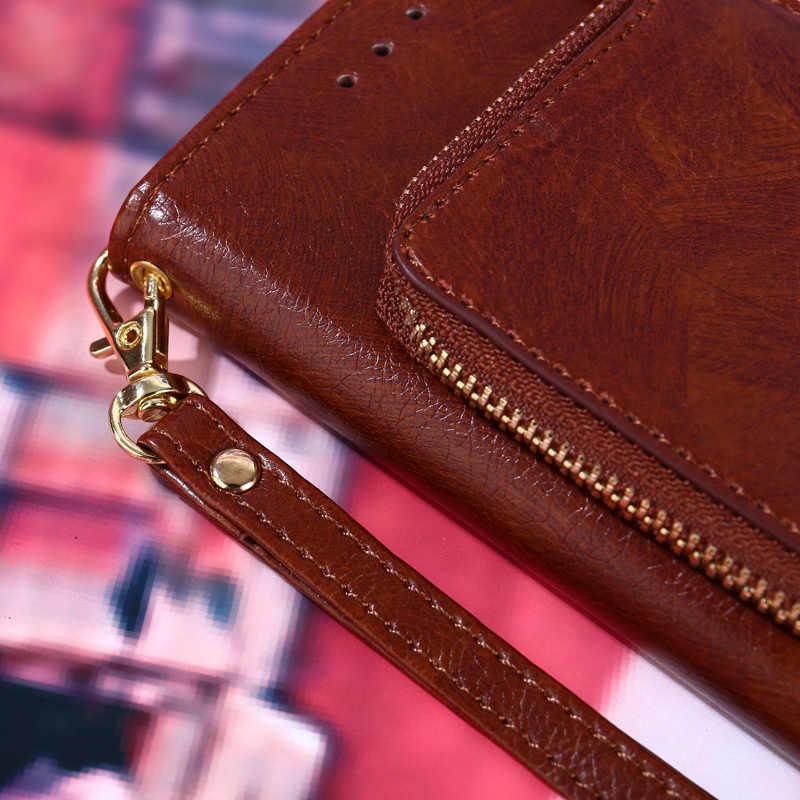 フリップ Pu レザーケース Leagoo S10 S9 S8 S8 プロ高級財布カバーのため Leagoo Kiicaa 電源 M11 M9 m8 プロ T5 T5C 電源 5 2