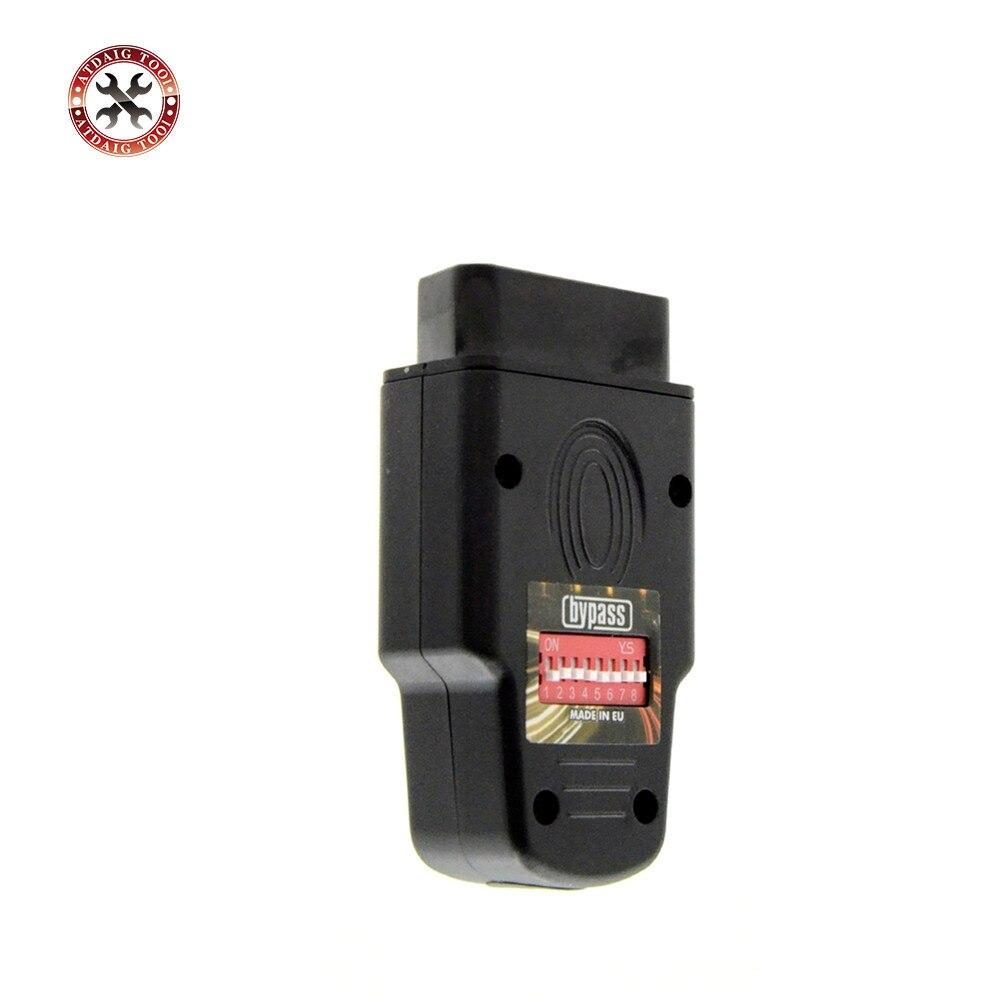 Топовый иммобилайзер vag immo, иммобилайзер для bypass ecu, разблокированный иммобилайзер для EDC16 EDC17 EDC15 VW иммобилайзер