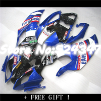Injection YZFR6 2008 2009 2010 2011Fairing YZF R6 08 09 10 11 blue black white 08 11