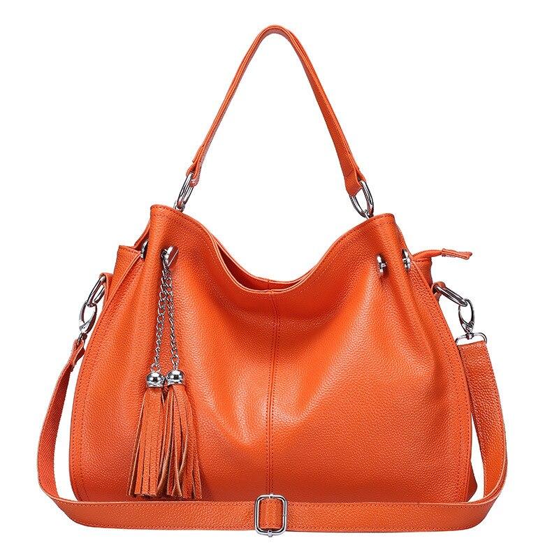 High Quality Women Handbag Cowhide Fashion Casual Crossbody Bag Vintage Ladies Hot Trendy Tote  Bolsas 2017 high quaitily casual fashion 014