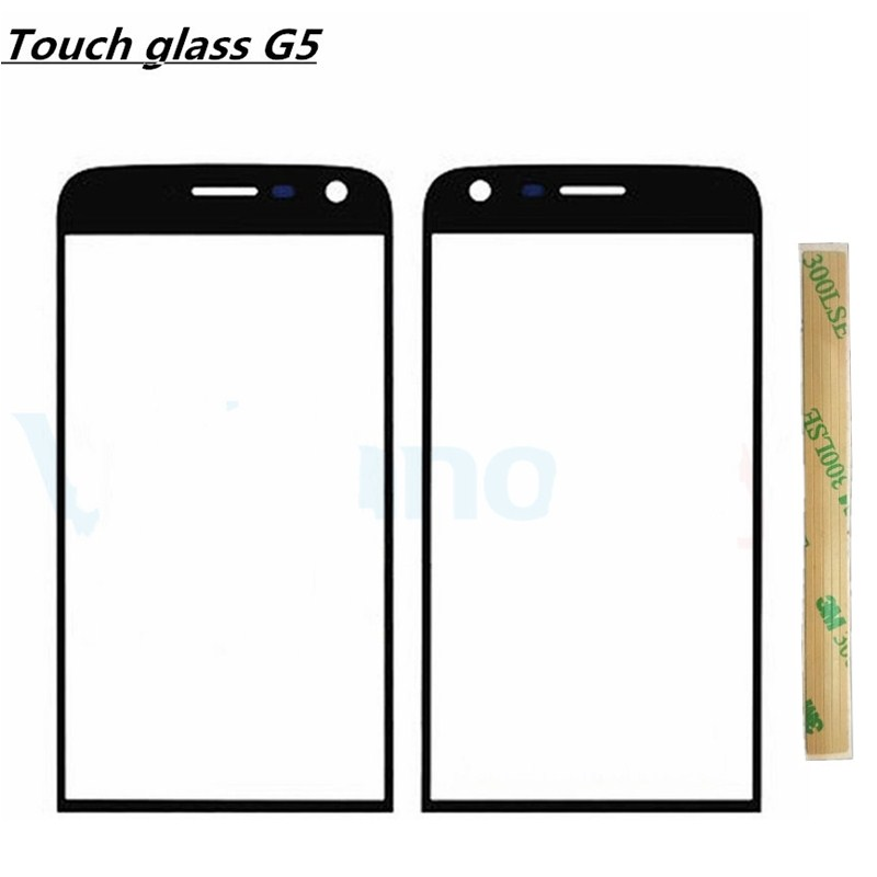 For LG G5 H850 H840 H860 RS98 Touch Screen Mobile Phone Touchscreen Panel Front Glass Replacement Parts