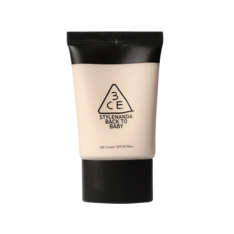[Stylenanda] 3CE Back To Baby BB Cream 30ml