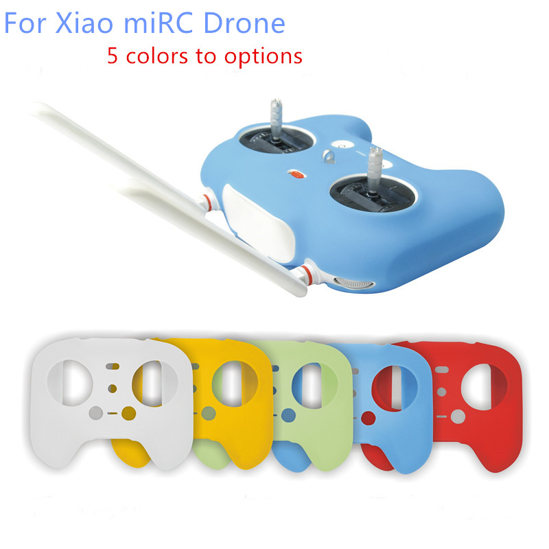FPV Drone Silicone Protective Cover Case Housing for Xiaomi Drone Quadcopter Remote Controller replacement housing case cover for xbox360 wireless controller joystick white