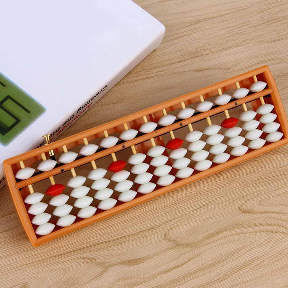 Enjoybay Plastic Abacus Speelgoed w / Liquidator 13 Cijfers - Leren en onderwijs