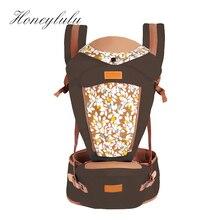 Honeylulu Four Seasons Breathable Baby Carrier Foldable Windproof Cap Sling For Newborns Kangaroo Ergoryukzak Hipsit