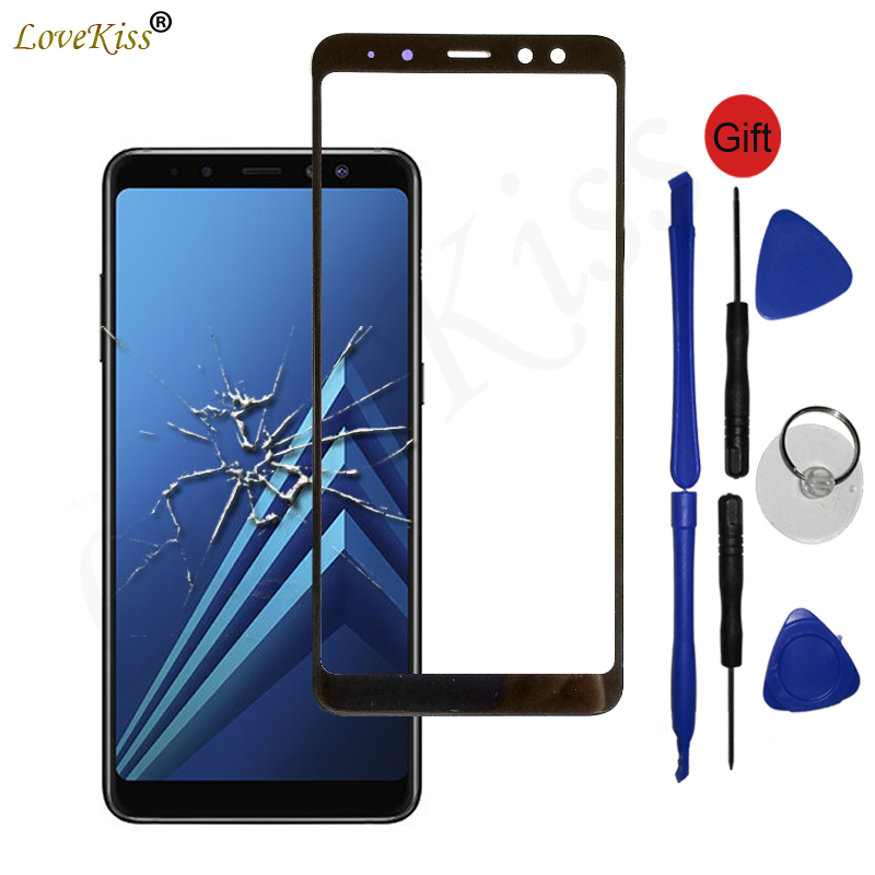 Ingenious A8 Plus 2018 Touchscreen For Samsung Galaxy A8 Plus A8+ 2018 A530f A730f Touch Screen Sensor Glass Lcd Display Front Panel Cover Selling Well All Over The World